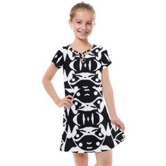 Pirate Society  Kids  Cross Web Dress