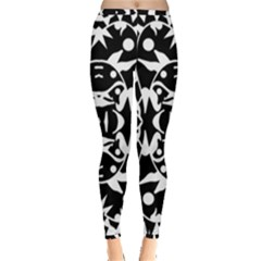 Pirate Society  Inside Out Leggings