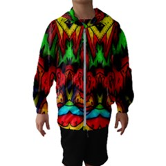 Faces Hooded Windbreaker (kids)