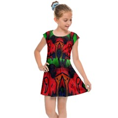Faces Kids Cap Sleeve Dress