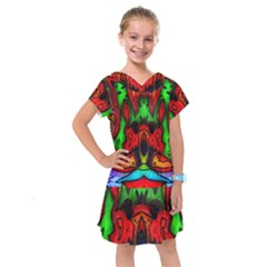 Faces Kids  Drop Waist Dress