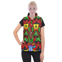 Faces Women s Button Up Vest