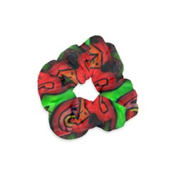 Faces Velvet Scrunchie