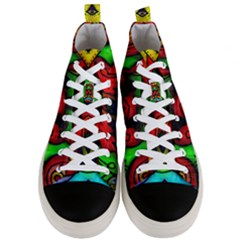 Faces Men s Mid Top Canvas Sneakers