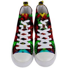 Faces Women s Mid Top Canvas Sneakers