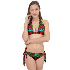 Faces Tie It Up Bikini Set