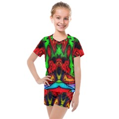 Faces Kids  Mesh Tee And Shorts Set