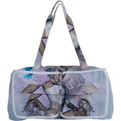 Fairy In The Sky With Fantasy Bird Multi Function Bag	 by FantasyWorld7