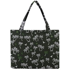 Tropical Pattern Mini Tote Bag