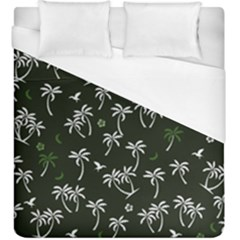 Tropical Pattern Duvet Cover (king Size)