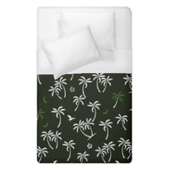 Tropical Pattern Duvet Cover (single Size)