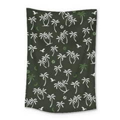 Tropical Pattern Small Tapestry