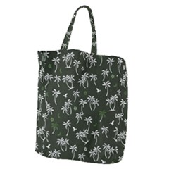 Tropical Pattern Giant Grocery Tote
