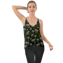 Tropical Pattern Cami