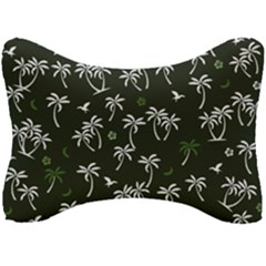 Tropical Pattern Seat Head Rest Cushion