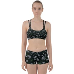 Tropical Pattern Women s Sports Set