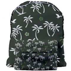 Tropical Pattern Giant Full Print Backpack