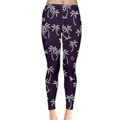 Tropical Pattern Leggings