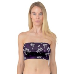 Tropical Pattern Bandeau Top