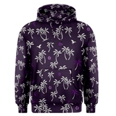 Tropical Pattern Men s Pullover Hoodie