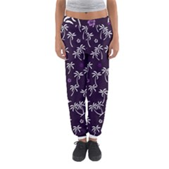 Tropical Pattern Women s Jogger Sweatpants