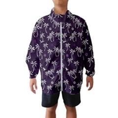 Tropical Pattern Windbreaker (kids)