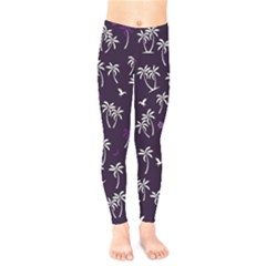 Tropical Pattern Kids  Legging