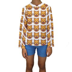 1 Kids  Long Sleeve Swimwear