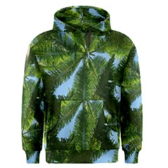 Paradise Under The Palms Men s Pullover Hoodie