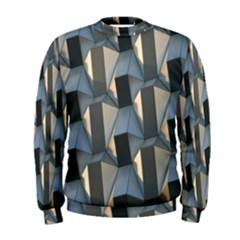 Pattern Texture Form Background Men s Sweatshirt