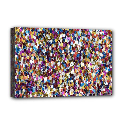 Pattern Abstract Decoration Art Deluxe Canvas 18  X 12