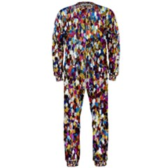 Pattern Abstract Decoration Art Onepiece Jumpsuit (men)