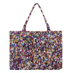 Pattern Abstract Decoration Art Medium Tote Bag