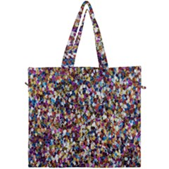 Pattern Abstract Decoration Art Canvas Travel Bag by Nexatart