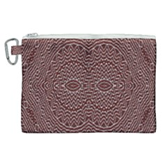 Design Pattern Abstract Canvas Cosmetic Bag (xl) by Nexatart