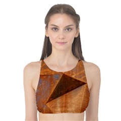 Steel Corten Steel Brown Steel Tank Bikini Top