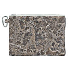 Granite 0525 Canvas Cosmetic Bag (xl)