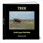TREK - 8x8 Photo Book (20 pages)