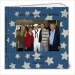 Navy graduation - 8x8 Photo Book (20 pages)