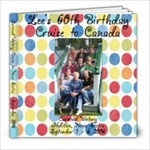 cruise to canada - 8x8 Photo Book (30 pages)