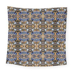 D 9 Square Tapestry (large)