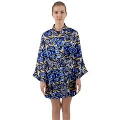 1 Long Sleeve Kimono Robe