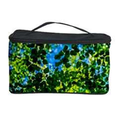 Forest   Strain Towards The Light Cosmetic Storage Case by FunnyCow