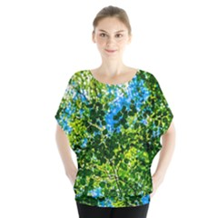 Forest   Strain Towards The Light Blouse