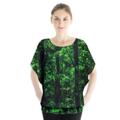 Emerald Forest Blouse