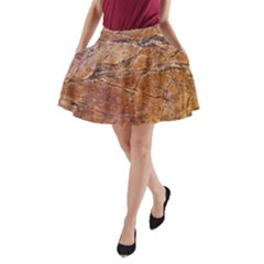 Granite 0112 A Line Pocket Skirt