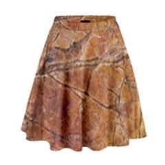 Granite 0112 High Waist Skirt