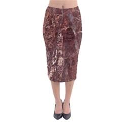 Granite 0115 Midi Pencil Skirt