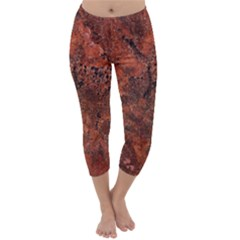 Granite 0096 Capri Winter Leggings