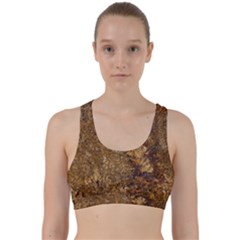 Granite 0095 Back Weave Sports Bra